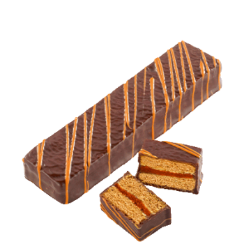 "Lebkuchen-Stangerl ""Orange"""