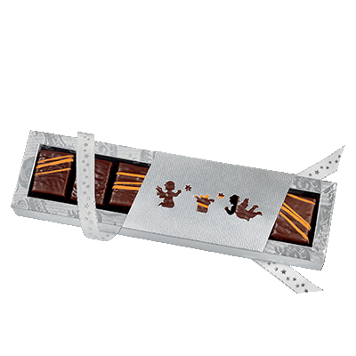 Domino-Präsentbox