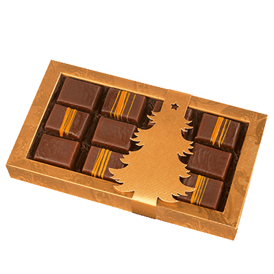 Große Domino Präsentbox