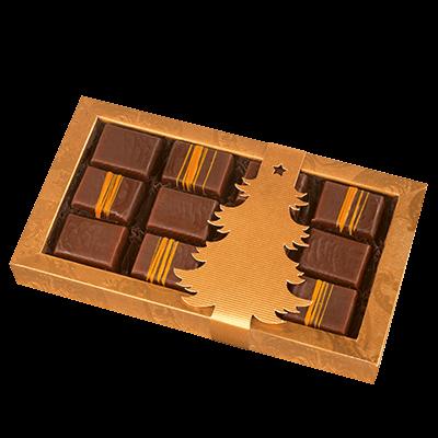 Große Domino-Präsentbox