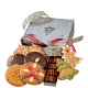 Gingerbread Bag Christmas Tree