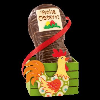 "Lebkuchen Easter-Box ""Rooster"""