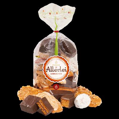 Lebkuchen-Allerlei
