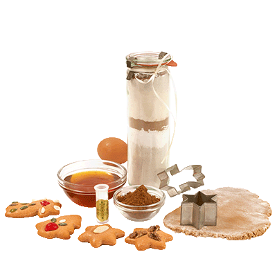 Lebkuchen Baking Mix
