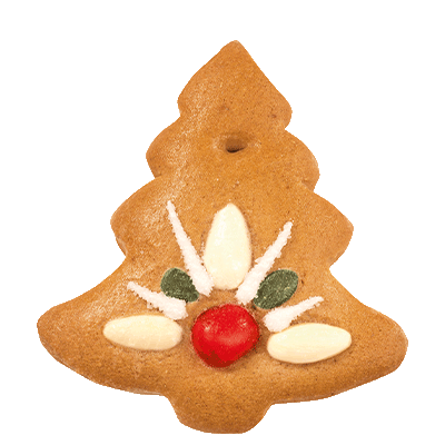 "Traditional Christmas Tree Decoration ""Tree"""
