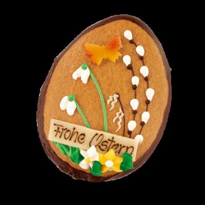 Chocolate Easter Lebkuchen Egg