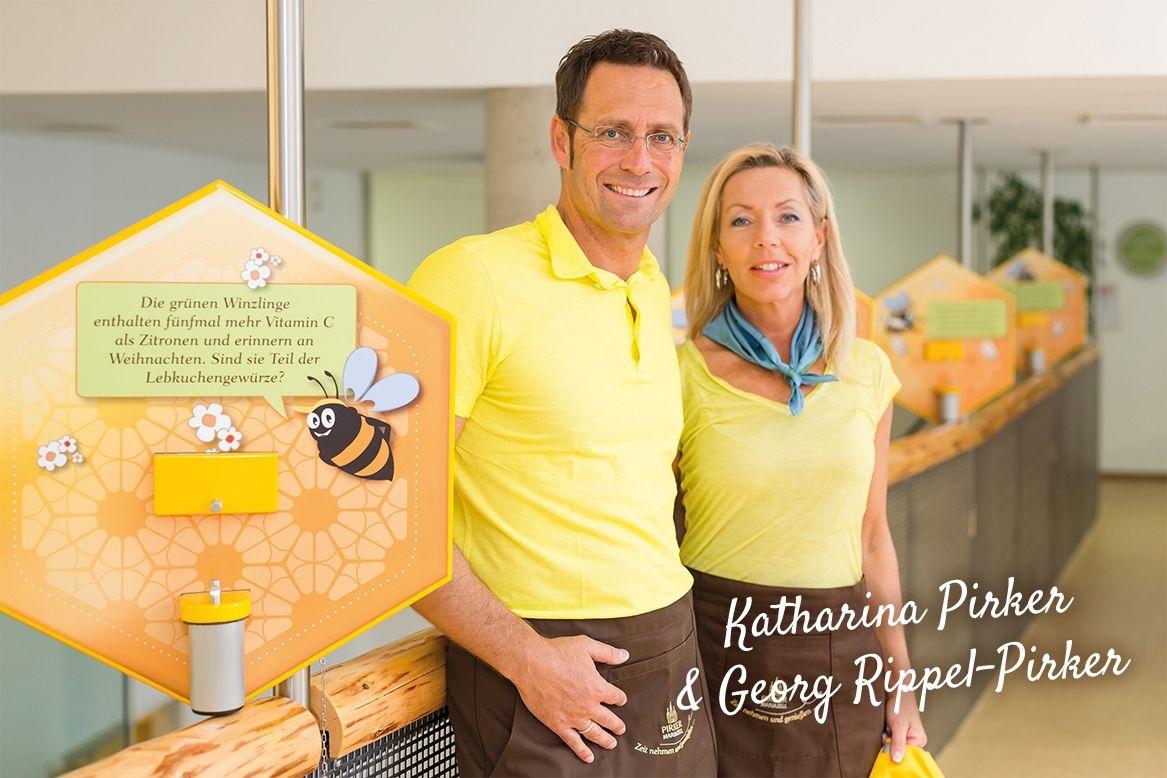 Katharina Pirker und Georg Rippel-Pirker